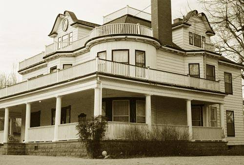 "The current owner bought the property in the 1980s and soon began reconstruction on the building. Shortly after construction began, ""old souls"" awakened and let their presence be known to many who entered the home."