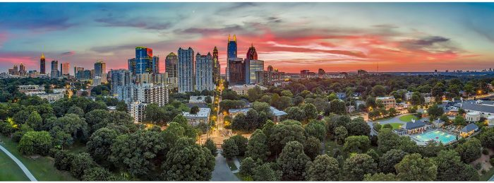 5. Atlanta, Georgia
