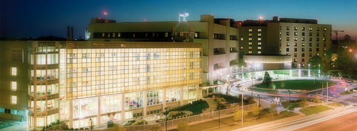 1. Duke University Hospital, Durham