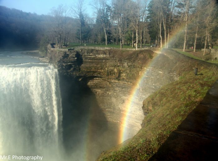 2-1Letchworth Middle Falls 1