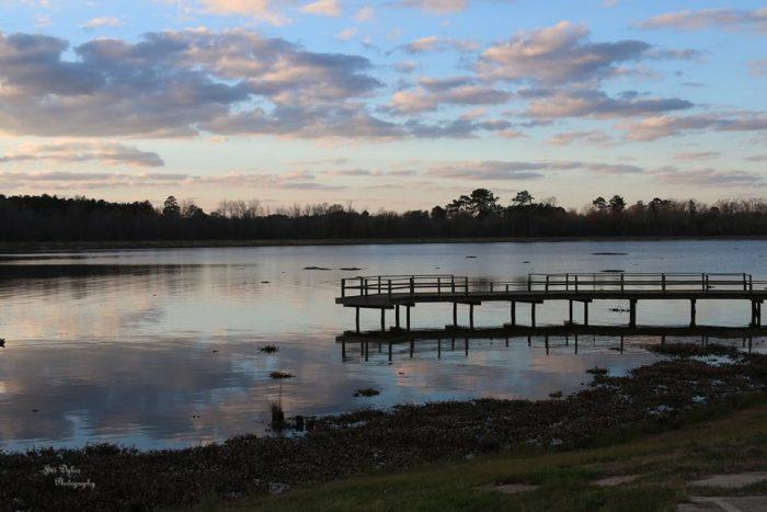 2. Bogue Homa Lake, Laurel