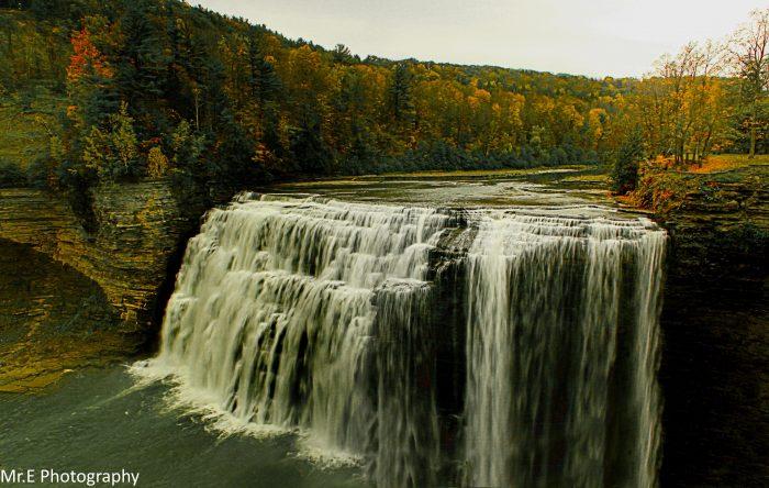 2-Letchworth Middle Falls