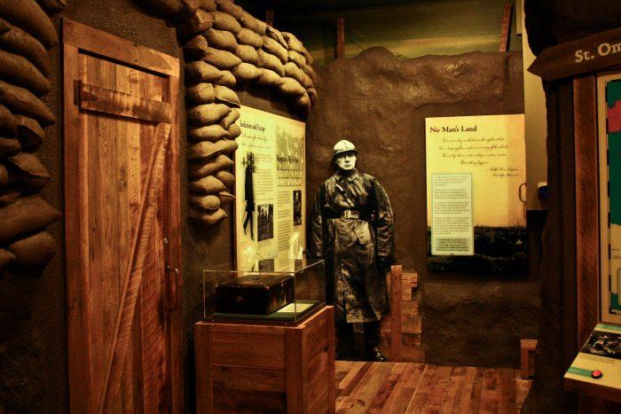 2. National Churchill Museum
