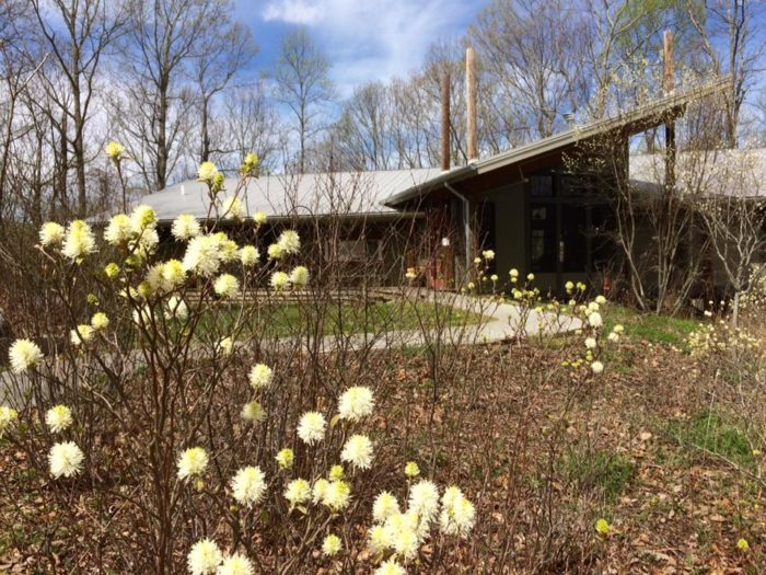 2. Beaman Park Nature Center - Highland Trail