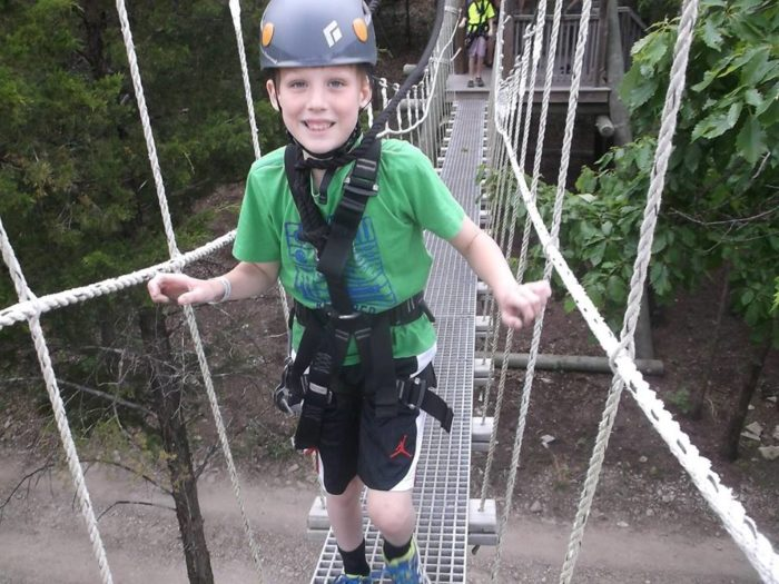 2. Canopy Tour, Branson Zipline and Canopy Tours