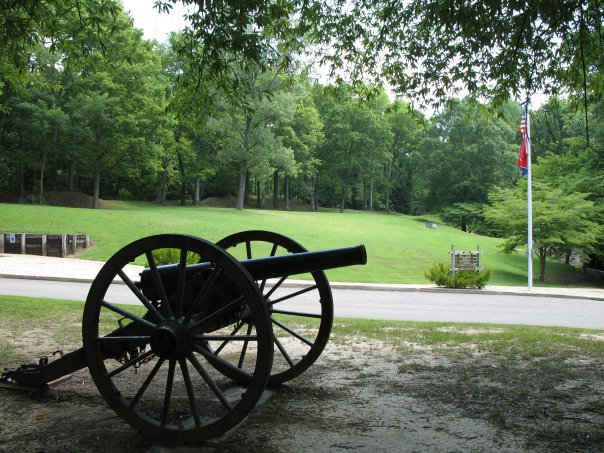 2. Fort Pillow State Historic Park