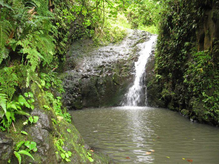 2. Maunawili Falls