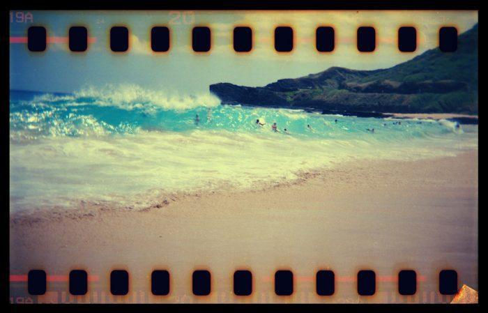2. Sandy Beach