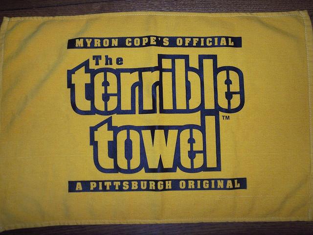 2. The Terrible Towel.