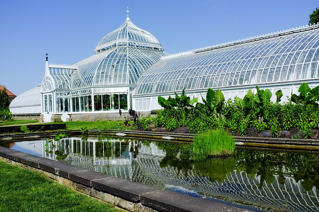 9. Phipp's Conservatory in Pittsburgh