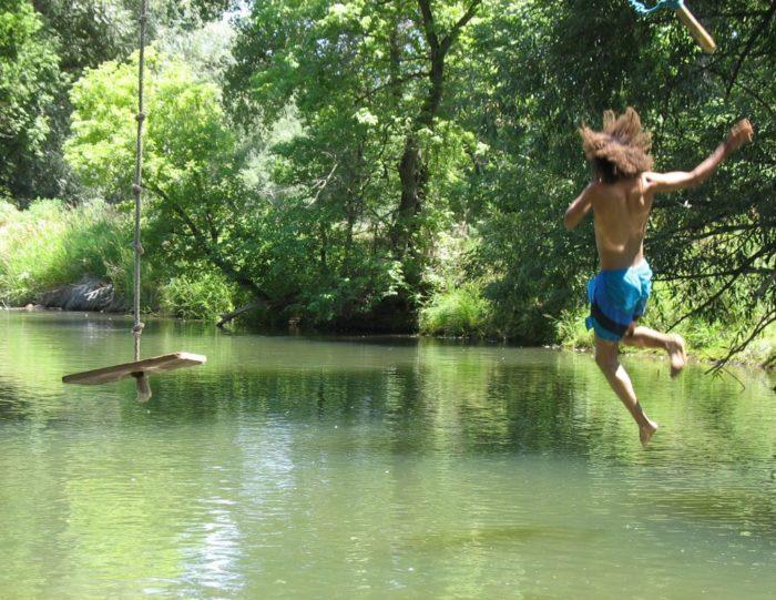 6. The Cache La Poudre River