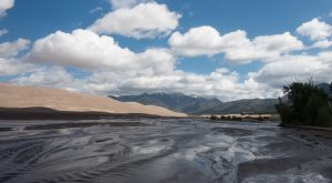 3. Medano Creek (Great Sand Dunes National Park and Preserve)
