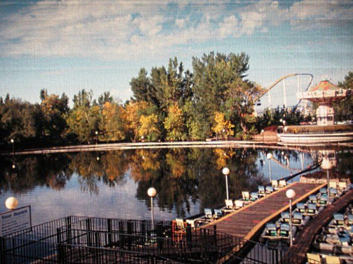 4. Lagoon Lake
