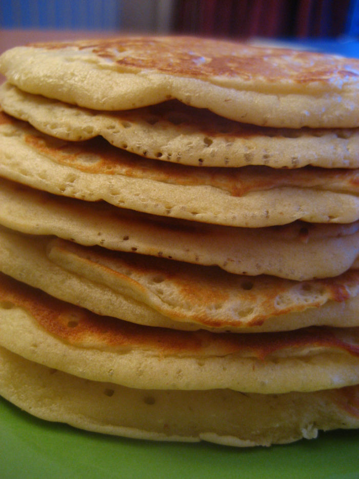 9. Those who love fast pancakes in the morning have Missouri to thank.