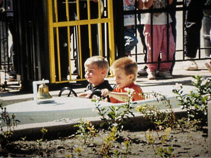 1. Kiddie Boats