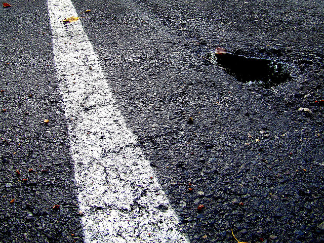 10. The ability to dodge potholes