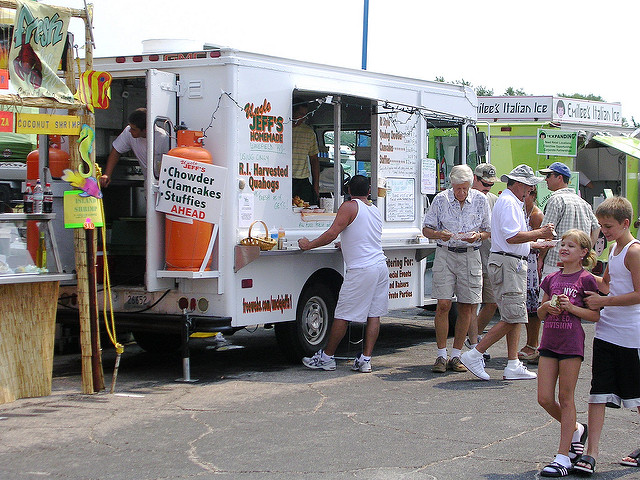1. 32nd Annual Seafood Festival, Charlestown