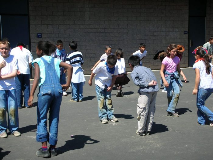 4. Learned to square dance.