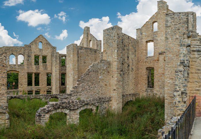 3. Ha Ha Tonka Castle, Camdenton