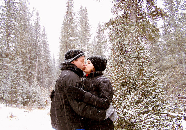 6. Not only are you not afraid of the snow, you probably love it.