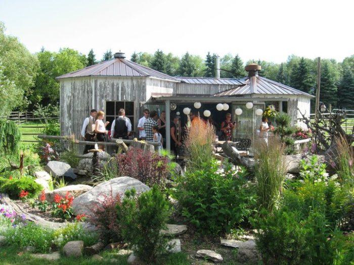 2. Dakota Sun Gardens Winery - Carrington