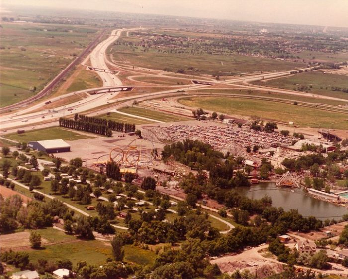 13. Lagoon in the 1980s