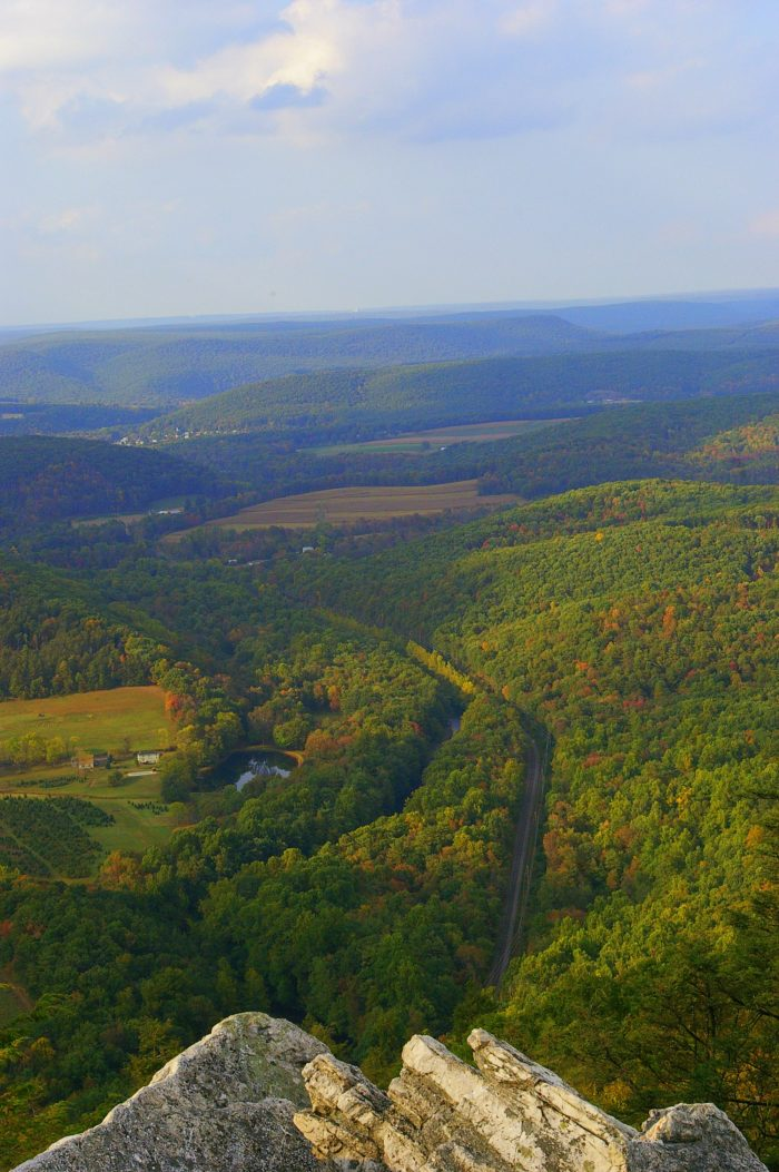 6. South Lookout, Hawk Mountain Sanctuary