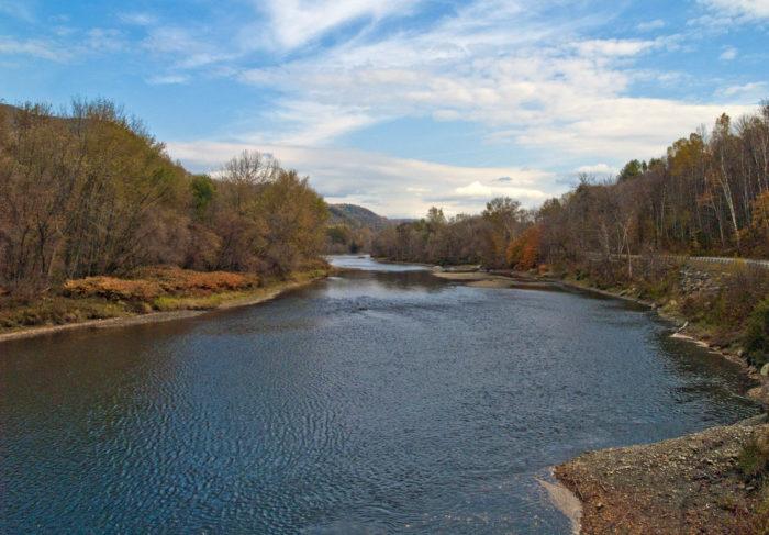 6.  Winooski River, Colchester