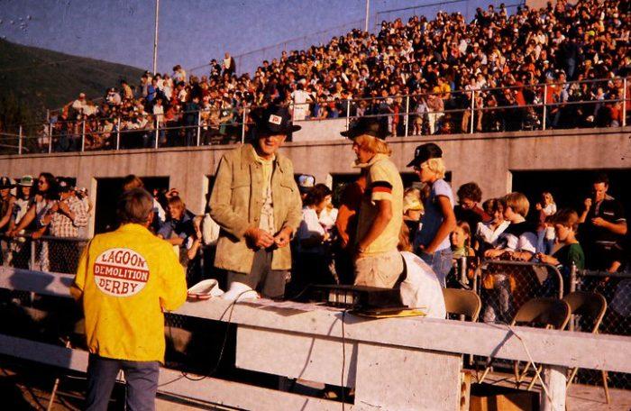 14. Lagoon's Stadium, 1980s