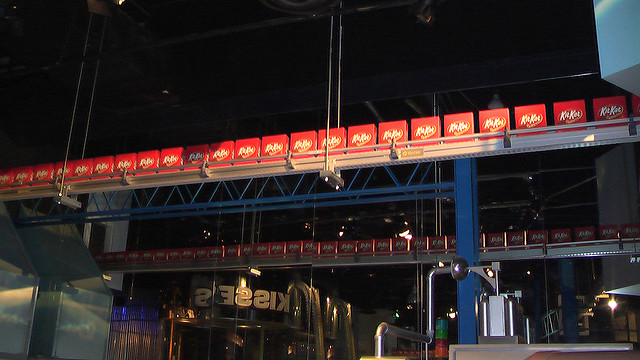 3. Hershey's Chocolate World