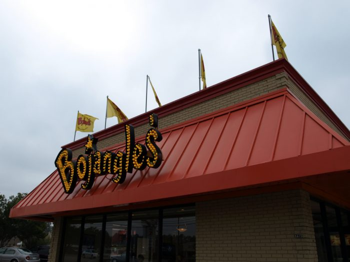 4. Speaking of food, Bojangles or Cookout is ALWAYS a good idea.