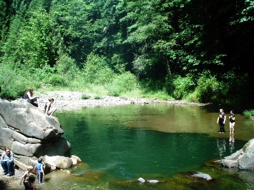 2. Sharps Creek