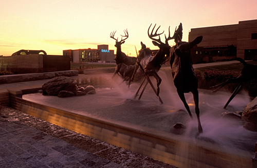 3. See a new cultural perspective at The Eiteljorg Museum of American Indians and Western Art