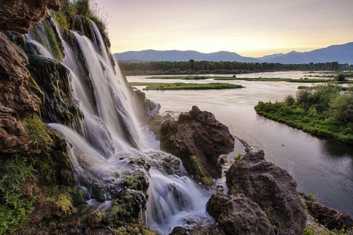 8. Take a waterfalls road trip.