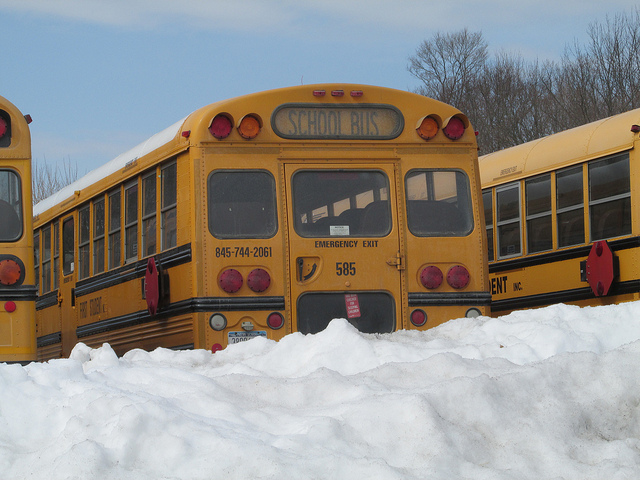 10. Watching the scrolling school delays and closings on KDKA, WTAE, and WPXI on winter mornings – and hoping, hoping, hoping for a day off. (And, if you lived in the Gateway School District in the 80s and 90s, never getting that wish granted).