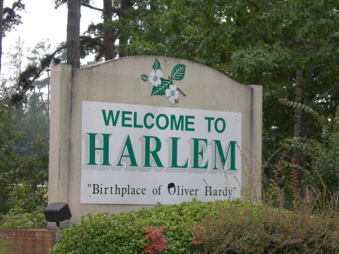 9. The Birthplace of Oliver Hardy
