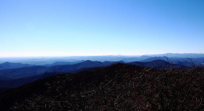 10. Bartram Trail to Rabun Bald
