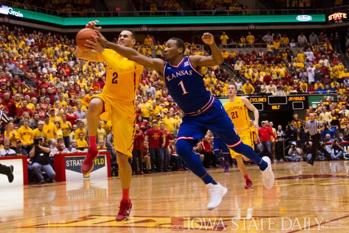 8. What does a Cyclone fan do after ISU makes it past the Sweet Sixteen?