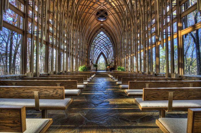 Arkansas: Mildred B. Cooper Memorial Chapel