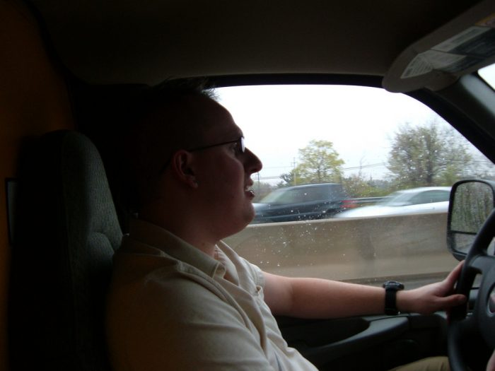 5. My dad is the worst driver in the world. I'm never going to drive so slowly.