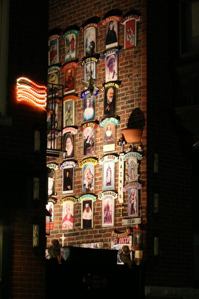 12. All Saints Way, Boston