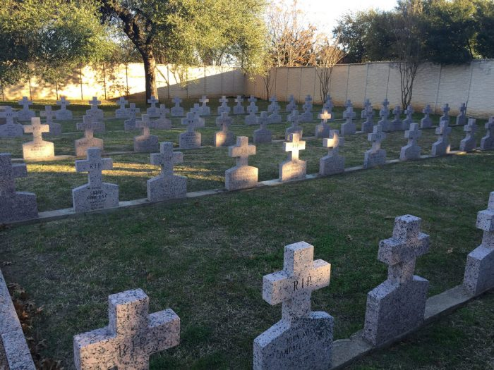 6. Assumption Cemetery is a Catholic Cemetery, formerly known as St. Edwards and is also a historical marker.