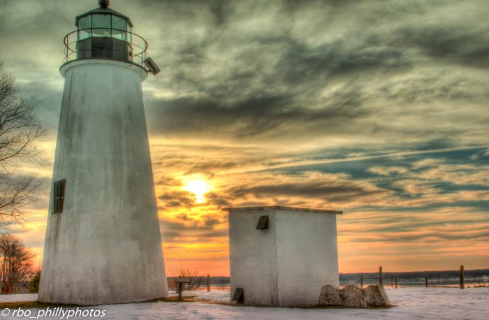 5. We have a plethora of lighthouses, all with their own unique character.