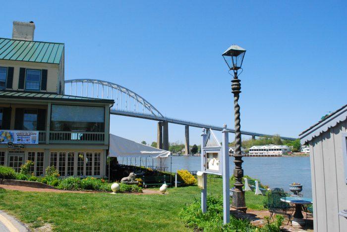 6. Chesapeake City