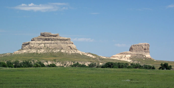 9. Oh, did we forget to mention the awesome rock formations?