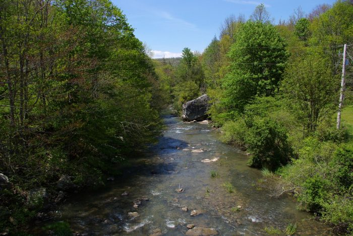 8. Wolf Creek (Burke's Garden)