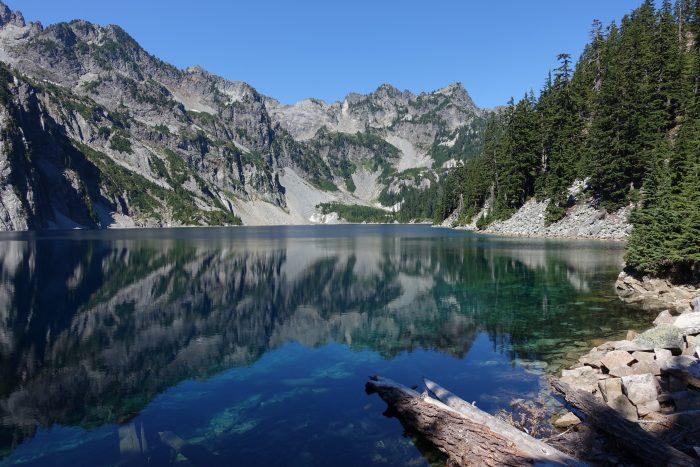 15. Snow Lake