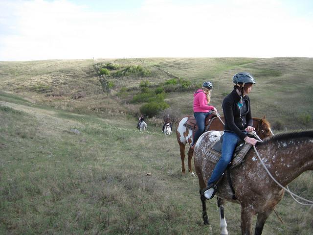 3. Go horseback riding.
