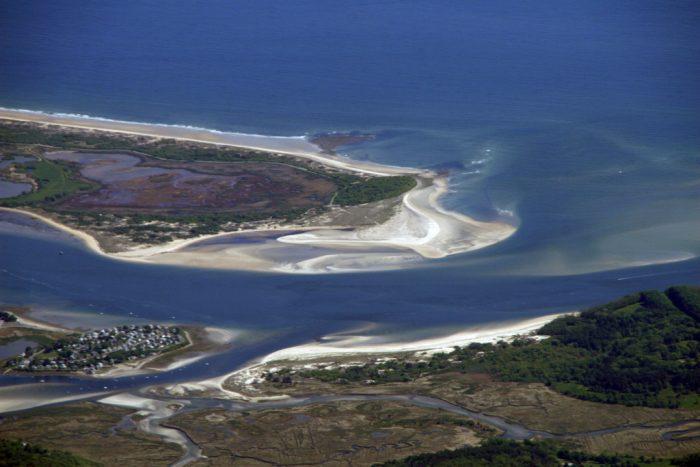 1. Plum Island, Essex County