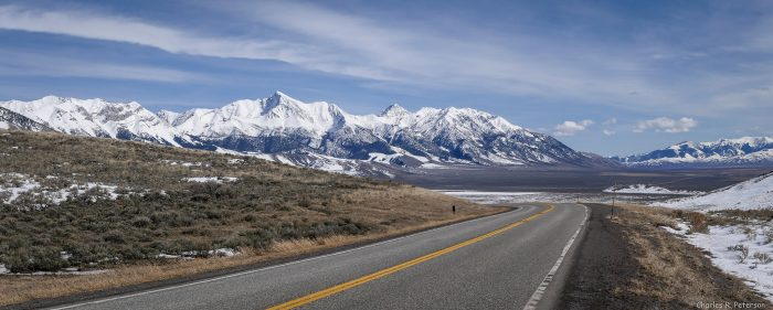 5. Peaks to Craters Scenic Byway